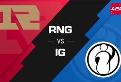 Kết quả IG vs RNG, vòng bảng NEST Cup 2020