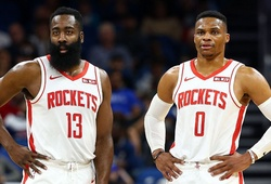 NÓNG: Russell Westbrook muốn rời khỏi Houston Rockets