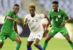 Nhận định Nigeria vs Sierra Leone, 23h00 ngày 13/11, VL CAN 2021