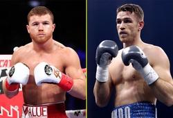 HOT Boxing: Canelo Alvarez lên lịch đấu Callum Smith cuối tháng 12