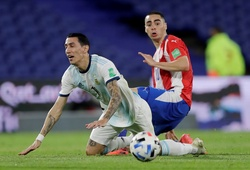 Video Highlight Argentina vs Paraguay, vòng loại World Cup 2022 hôm nay