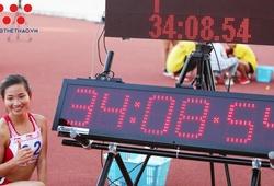 Nguyễn Thị Oanh tiếp tục vô đối - phá kỷ lục quốc gia tồn tại suốt 17 năm