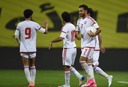 Thảm họa hàng thủ, UAE vẫn có chiến thắng đầu tiên dưới thời HLV Pinto