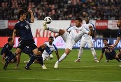 Kết quả Nhật Bản vs Panama, video giao hữu quốc tế 2020 hôm nay