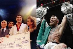 Ngày này năm xưa: UFC, Conor McGregor mở ra lịch sử cho MMA