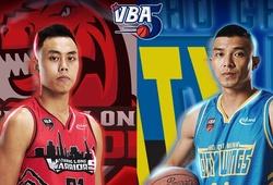 TRỰC TIẾP bóng rổ VBA 2020: Thang Long Warriors vs Hochiminh City Wings (ngày 14/11, 19h00)