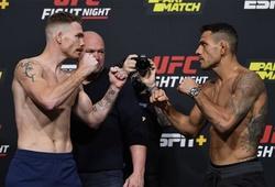 Nhận định UFC: 'Mãnh long Ái Nhĩ Lan' Paul Felder vs Cựu vương  Rafael Dos Anjos