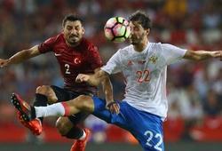Nhận định Thổ Nhĩ Kỳ vs Nga, 0h ngày 16/11, EUFA Nations League