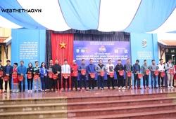 Khai mạc Giải Bóng rổ học sinh Trung học cơ sở - VSBL năm 2020