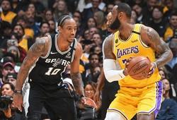 Không hài lòng sau 1 cúp vô địch, Lakers ôm mộng giật bom tấn với DeMar DeRozan