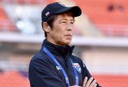 Không thắng hai trận, HLV Nishino muốn nhiều cầu thủ Thái đạt đẳng cấp châu lục