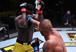 Giới MMA kinh ngạc vì cú knockout 30 giây từ tân binh UFC