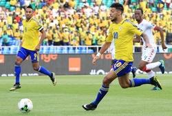 Kết quả Gambia vs Gabon, video vòng loại CAN Cup 2021