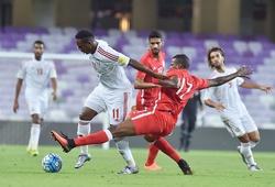Kết quả UAE vs Bahrain, video giao hữu quốc tế 2020