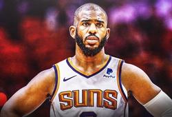 Bom tấn đầu tiên được kích hoạt: Phoenix Suns trade 5 cầu thủ để đổi lấy Chris Paul