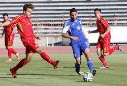 Nhận định Montenegro vs Cyprus, 02h45 ngày 18/11, UEFA Nations League
