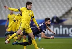 Video Highlight Pháp vs Thụy Điển, Nations League 2020 đêm qua