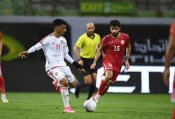 Bị Bahrain nhấn chìm trong 11 phút, UAE nhận trái đắng