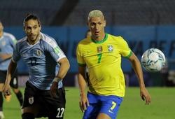 Video Highlight Uruguay vs Brazil, vòng loại World Cup 2022 hôm nay