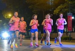 Giải pháp để VĐV có ảnh đẹp, không lạc đường khi chạy marathon đêm Hà Nội