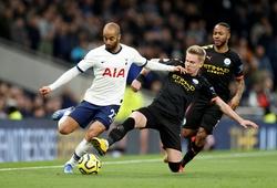 Lịch sử đối đầu Tottenham vs Man City trước vòng 9 Ngoại hạng Anh 2020