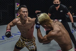 Bại tướng Thành Lê đấm gục đối thủ Hàn, ghi dấu knockout ONE Inside The Matrix 4