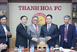 Bầu Đệ chính thức rút lui, Thanh Hóa FC đổi tên