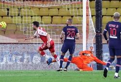 Video Highlight Monaco vs PSG, Ligue 1 2020 đêm qua