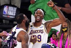 "Dwight Howard ""lật kèo"" Los Angeles Lakers, bất ngờ gia nhập Philadelphia 76ers"