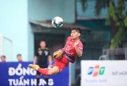 Vòng 7 SPL S3: Song Hùng vs K.Sài Gòn bám nhau trên đỉnh