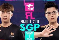 Kết quả FL vs SGP,ngày 3 AIC Liên quân 2020