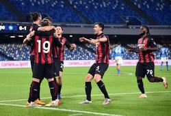 Video Highlight Napoli vs AC Milan, Serie A 2020 đêm qua