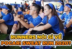 Runners nói gì về Pocari Sweat Run 2020?