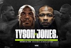 Mike Tyson vs Roy Jones Jr: Nhà cái nghiêng về ai?