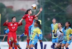 Kết quả TPHCM vs Sơn La, video bóng đá nữ VĐQG 2020