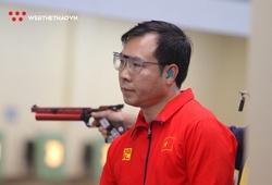 Vì sao xạ thủ Hoàng Xuân Vinh không dự SEA Games 31?