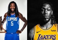 Đằng sau việc Montrezl Harrell bất ngờ về với Lakers: Clippers chối bỏ Sixth Man of The Year?