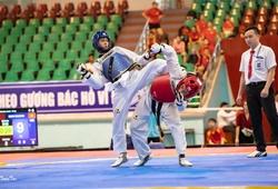 Giả Vô địch Taekwondo quốc gia 2020 tưng bừng khởi tranh tại Tiền Giang