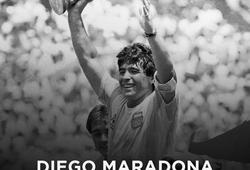 """Huyền thoại Diego Maradona về với """"bàn tay của Chúa""""!"""