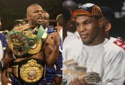 Mike Tyson và Roy Jones Jr: Ai giàu hơn trước trận chiến?