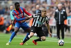 Lịch trực tiếp Bóng đá TV hôm nay 27/11: Crystal Palace vs Newcastle