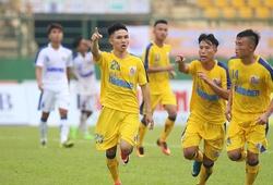 Kết quả U21 SLNA vs U21 Tây Ninh, U21 Quốc gia 2020 hôm nay