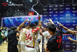 Nhìn lại màn ăn mừng tung nóc của Saigon Heat và cái kết đắng không phải ai cũng biết