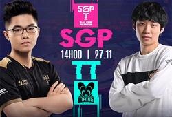 Kết quả SGP vs TT, ngày 6 AIC Liên quân 2020