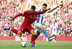 Đội hình ra sân Brighton vs Liverpool tối nay