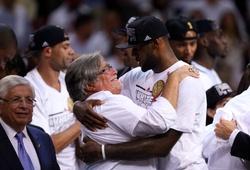 LeBron James khởi kiện ông chủ cũ vì tên một chiếc du thuyền