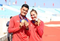 Anh em nhà họ Quách thống trị đường chạy 400m rào tại giải điền kinh VĐQG 2020