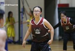 Cô gái 16 tuổi ẵm danh hiệu MVP U21 nữ Giải bóng rổ trẻ Hà Nội