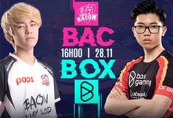 Kết quả AIC Liên quân 2020 hôm nay 28/11: BOX vs POP