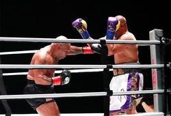 Những con số biết nói lật lại kết quả trận Mike Tyson vs Roy Jones